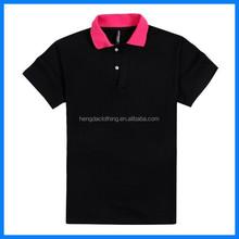 Jiangxi factory promotional pique polo clothing polo shirt fabric