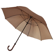 Brand ODM and OEM High quality Straight Rain Auto open windproof promotional golf umbrella