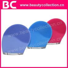 BC-1329 silicona cepillo de limpieza para el cuidado de la piel