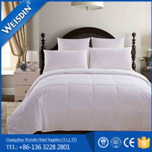 WEISDIN Hotel New product 5 pieces Sateen Bedding set