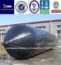 doca flutuante pneumática natural de airbags de borracha
