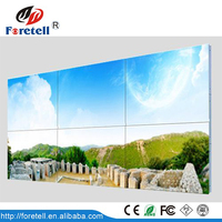 Hot 5.3mm bezel 47inch 4x4 lcd video wall