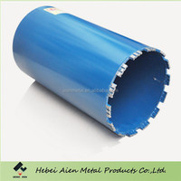 construction concrete diamond core drill bits