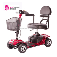 Portable 4 wheel electric scooters for sale