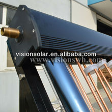 High Efficient Anti-freezing Evacuated U Tube Solar Collector
