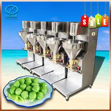 300 pcs/min high efficient electric meatball making machine