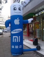 High quality Inflatable Tube Man/ Inflatable guide man / Inflatable Advertising Man for Mobile Store Made in China