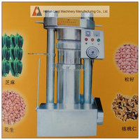 Competitive price and stable performance hydraulic type cold press mustard seed oil press machine
