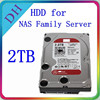 internal hard disk 2tb genuine SATA hard drive 3.5'' hdd internal for NAS family server