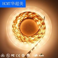 HCMT sales agents wanted led lifi technology smd led 3528 warm white flexible led strip rgb led strip