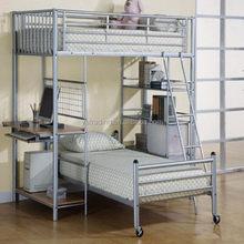 Top grade best selling metal bunk bed for school furniture
