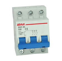 DZ47-100 Series 3Pole Miniature Circuit breaker mcb OEM offered