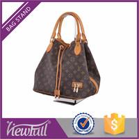 Free standing antislip exclusive store bag rack merchandising unit