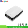 Guoguo 2015 newest 2.1A 11000mAh fashion power bank 3USB portable 5 volt rechargeable battery pack