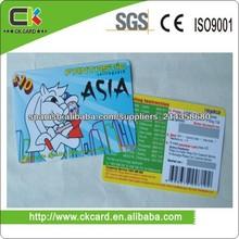 Tarjetas para rascar Series Pin Code