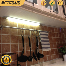 Top ONE IR sensor led lights for cabinets, kitchen countertop LED bar with customized size