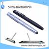 Pen wireless bluetooth headset for iPhone iPad