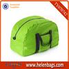 New arrival 4-color fold women travel bag