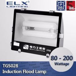 ELX Lighting wholesale dealer for ip65 induction flood light