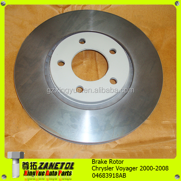 ADA104301 04683918AB Front Brake Disc For 2000-2008