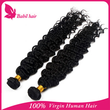Accept paypal 100% virgin hair 6a grade full cuticle wholesale human hair extensions distributors