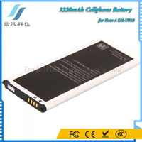 3220mAh Cellphone Battery for Samsung Note 4 SM-N910