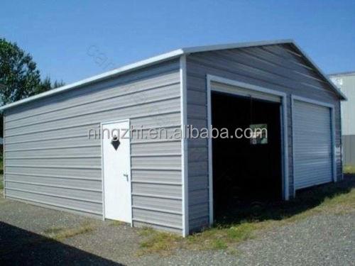 Modular de construcci n cocheras garaje kits de for Garaje portatil