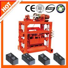 Medidas QTJ4-40B2 bloco de cimento medida de bloco de concreto