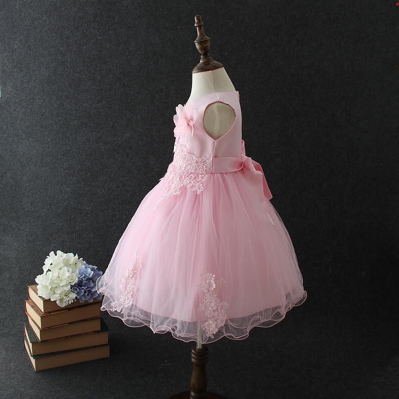2018 Fairy Dress For Baby Girl White Summer Sleeveless Vietnam ...