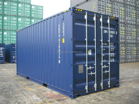brand new standard 20ft high cube shipping container
