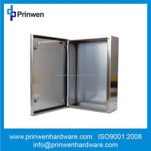 Chinese OEM /ODM outdoor stainless steel electrical cabinet distribution box