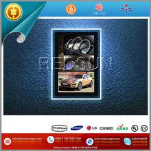 LCD Digital Advertising display, Roof mounting Indoor Digital Display