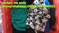 supplier of second hand clothes from norway/buyer for second hand clothes uk to europe from usa