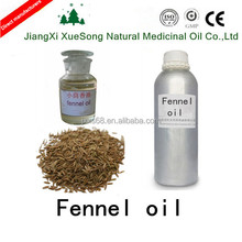 Pure and natural fresh fennel essential oil with best price high quality with beauty function OBM manufacturer