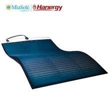 Hanergy 200w mini thin film flexible roofing solar panel
