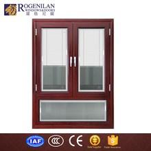 ROGENILAN 568# factory customized many kinds SAVILL-DQL aluminium indian latest window design