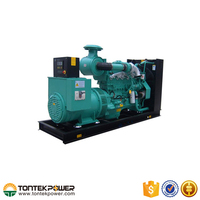 275KW Three Phase Turbo charged Battery Operated Generator