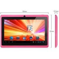 Q88 7inch Android Tablet pc OS4.4 A23 dual core Bluetooth ROM 8GB MID