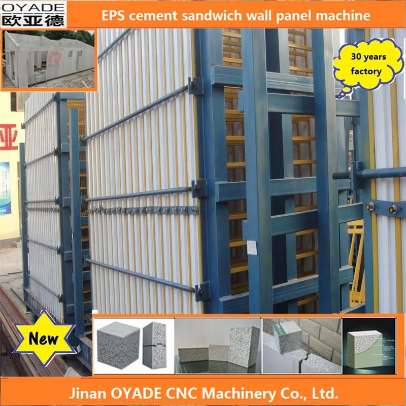 Eps Sandwich Panel Machine : Big profit eps sandwich wall panel production line roll
