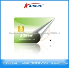 china fabricante rfid tarjeta inteligente