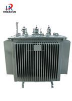 S11series 315KVA 11KV/0.4KV oil type electrical 3 phase current transformer