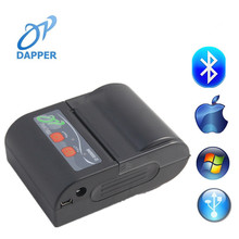 58mm handheld mini Portable Bluetooth mobile Thermal Receipt Printer support ios smartphone