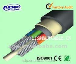 Loose tube stranding cable GYTA 12-144 cores for Aerial/duct use