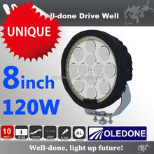 Best Value IP68 120W Oledone energy saving led construction work light WD-RL120