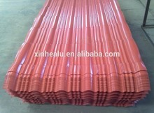 color coated Aluminum Roofing Panel Sheet