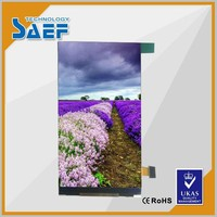 "4.66"" Landscape type 720*(RGB)* 1280 ,TFT-Panel High Resolution without TP TFT"