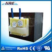 NRE ac power transformer electrical