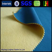 waterpoof softshell transpirable tela para la chaqueta