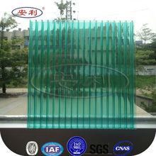 UV coated green solar polycarbonate sheets