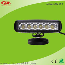 LED Light Bar Off Road JEEP SUV ATV 4WD 4X4 Truck 18W LED work bar light